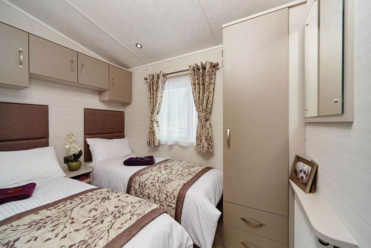 Carnaby Stanfoard Lodge 2 Bedroom