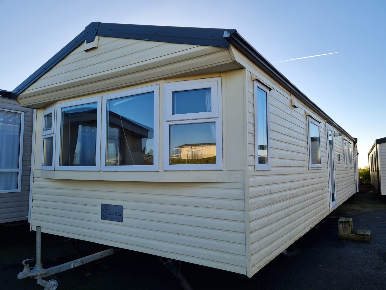 Europa Cypress 3 Bed